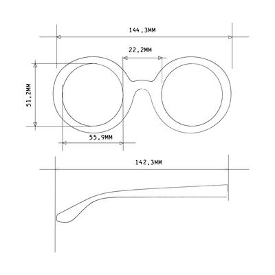 Sole Round | Dettagli tecnici