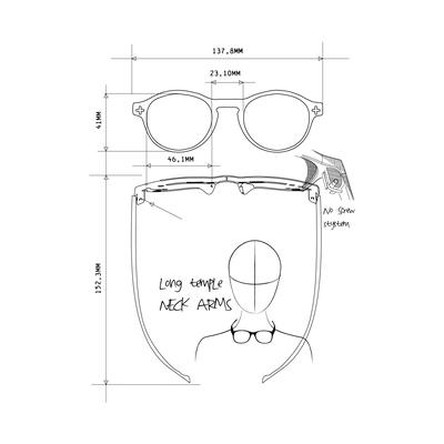 Lettura Woody | Dettagli tecnici